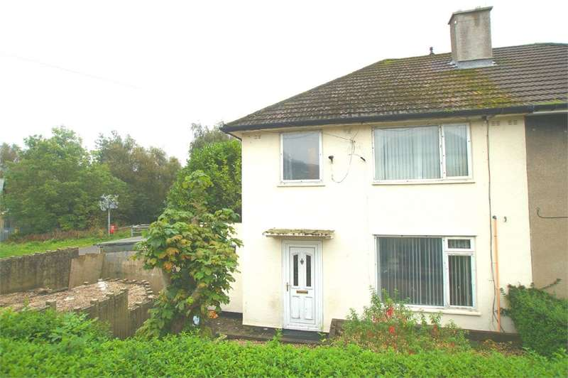 3 Bedrooms Semi Detached House for sale in CA28 8AL Esk Avenue, Whitehaven, Cumbria