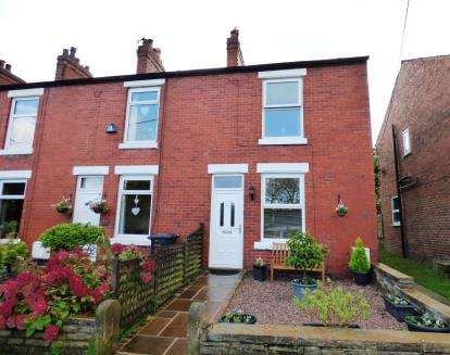 2 Bedrooms Terraced House for sale in Meadow Lane, Cheshire, Stockport, Cheshire