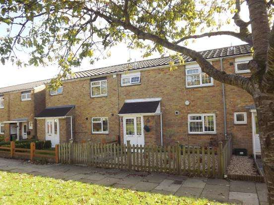 3 Bedrooms Terraced House for sale in Basingstoke, Hampshire, .