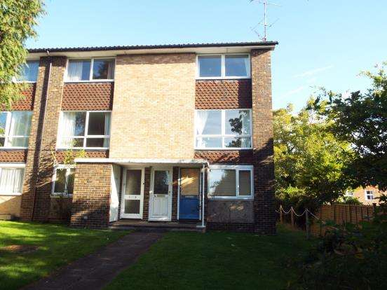 2 Bedrooms Flat for sale in Wokingham Road, Bracknell, Berkshire