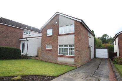 4 Bedrooms Detached House for sale in Hurly Hawkin, Bishopbriggs