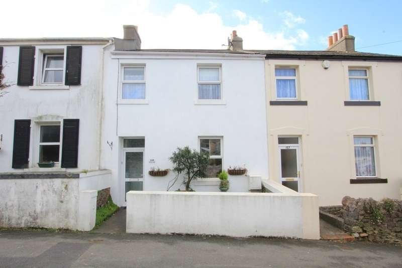 3 Bedrooms Terraced House for sale in Warbro Road, Torquay
