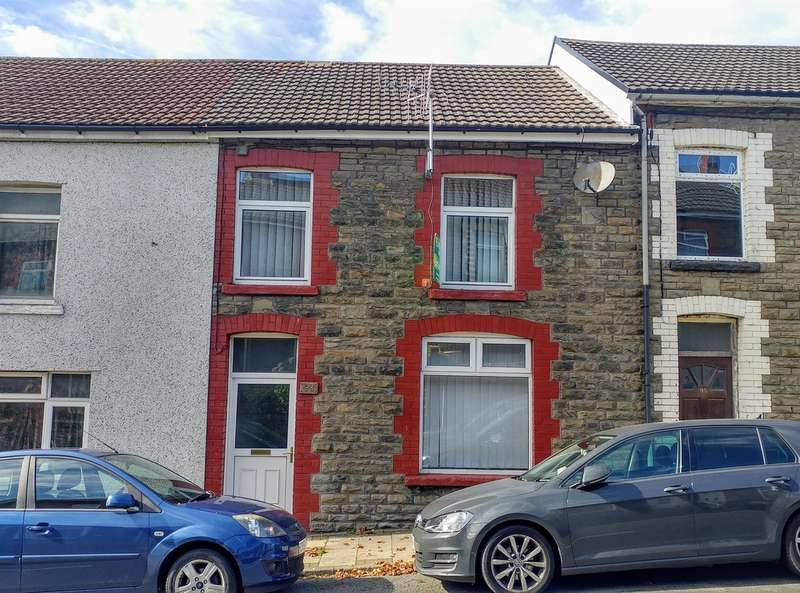 3 Bedrooms Terraced House for sale in High Street, Abertridwr, Caerphilly