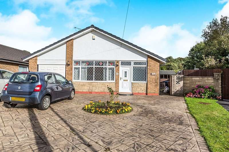 3 Bedrooms Detached Bungalow for sale in Withy Trees Avenue, Bamber Bridge, Preston, PR5
