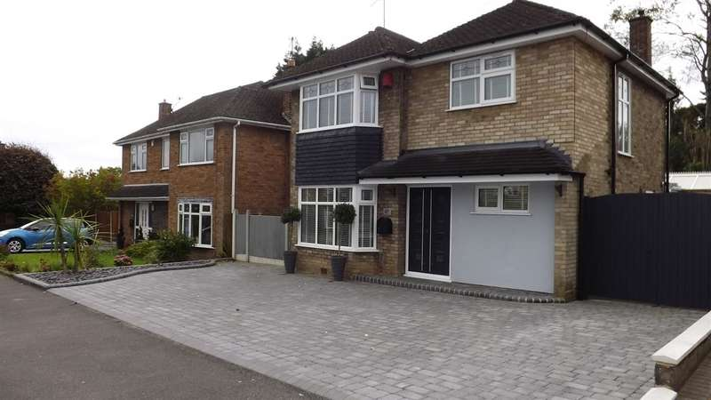 4 Bedrooms Detached House for sale in Sutherland Crescent, Stoke-on-Trent
