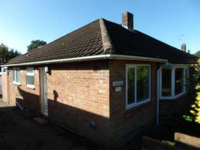 2 Bedrooms Bungalow for sale in Fareham, Hants, .