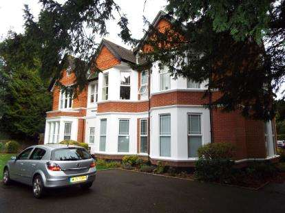 2 Bedrooms Flat for sale in 47 Wellington Road, Bournemouth, Dorset