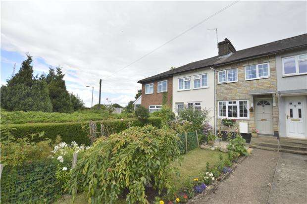 2 Bedrooms Terraced House for sale in Redstone Hill, REDHILL, RH1 4AW