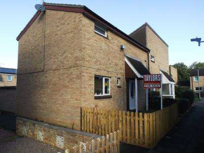 3 Bedrooms End Of Terrace House for sale in Manton, Bretton, Peterborough, Cambridgeshire