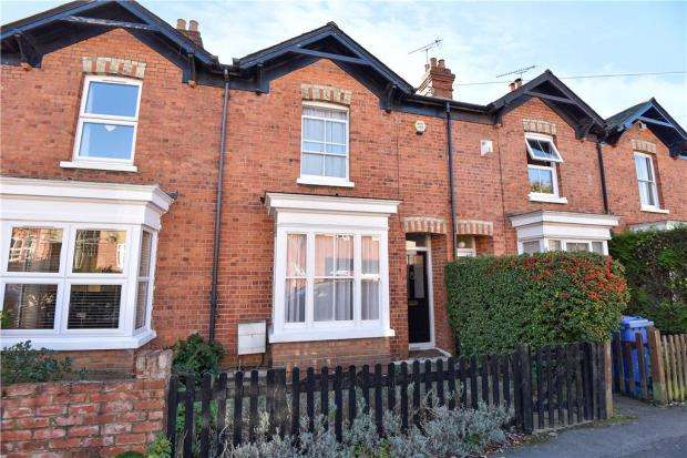 2 Bedrooms Terraced House for sale in Clare Road, Maidenhead, Berkshire