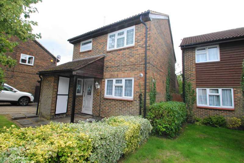 3 Bedrooms Detached House for sale in EXTENDED THREE BEDROOM DETACHED WITH GARAGE