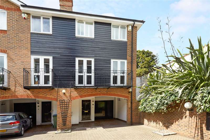 3 Bedrooms House for sale in Harvest Lane, Thames Ditton, Surrey, KT7