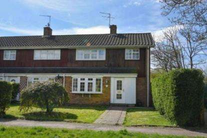 3 Bedrooms End Of Terrace House for sale in Sleets End, Hemel Hempstead, Hertfordshire