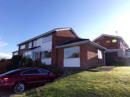 3 Bedrooms Semi Detached House for sale in Wood Lane, Pen Y Maes, Holywell, Flintshire, CH8