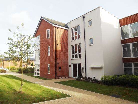 2 Bedrooms Flat for sale in Rooksdown Avenue, Basingstoke, Hampshire