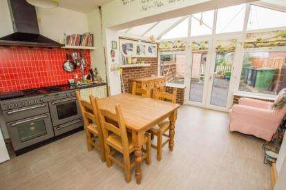 2 Bedrooms Terraced House for sale in Frederick Road, Gun Hill, Coventry, Warwickshire
