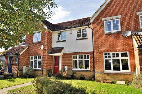 3 Bedrooms Terraced House for sale in Maidstone ME15