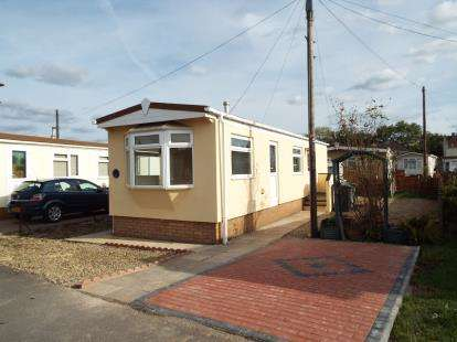 1 Bedroom Bungalow for sale in Avonsmere Residential Park, Stoke Gifford, Bristol