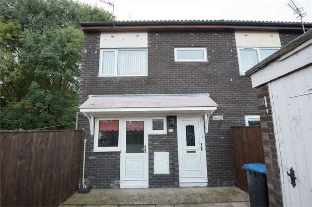 3 Bedrooms End Of Terrace House for sale in Rylestone Close, Newton Aycliffe, Durham