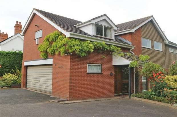 4 Bedrooms Detached House for sale in Grit Lane, Malvern, Worcestershire