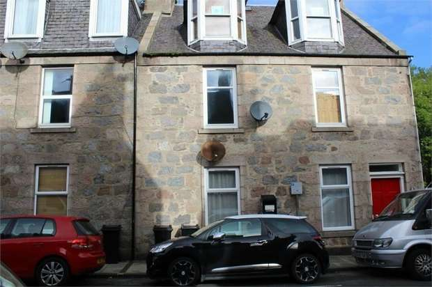 2 Bedrooms Flat for sale in Margaret Street, Aberdeen