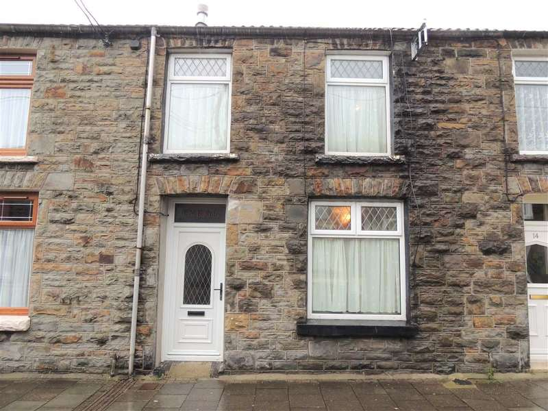 3 Bedrooms Terraced House for sale in Victoria Street, Ton Pentre, Ton Pentre