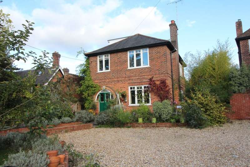 4 Bedrooms Detached House for sale in High Street, Twyford, Winchester, SO21