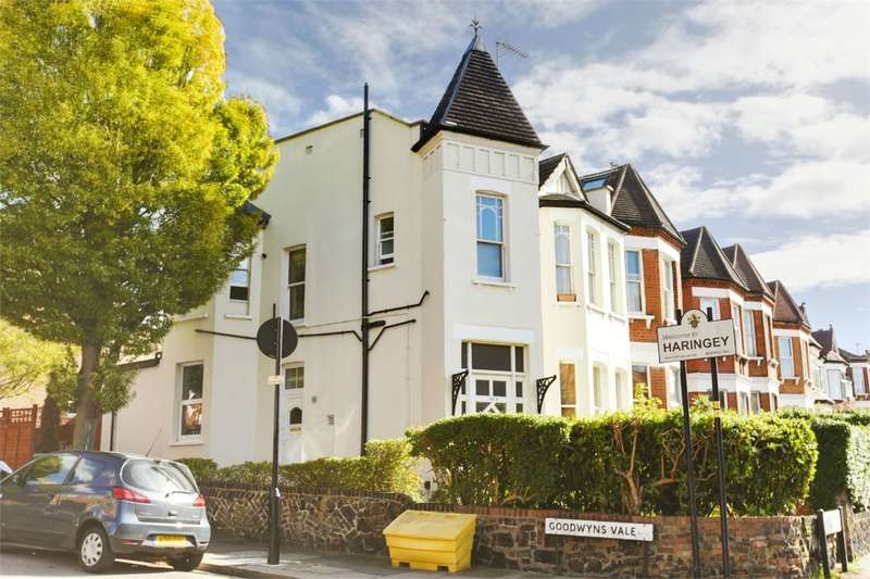 2 Bedrooms Flat for sale in Colney Hatch Lane, Muswell Hill, London