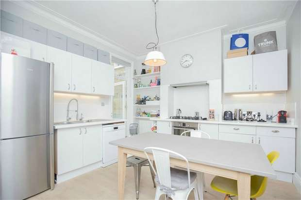 2 Bedrooms Flat for sale in Bayford Road, Kensal Rise, London
