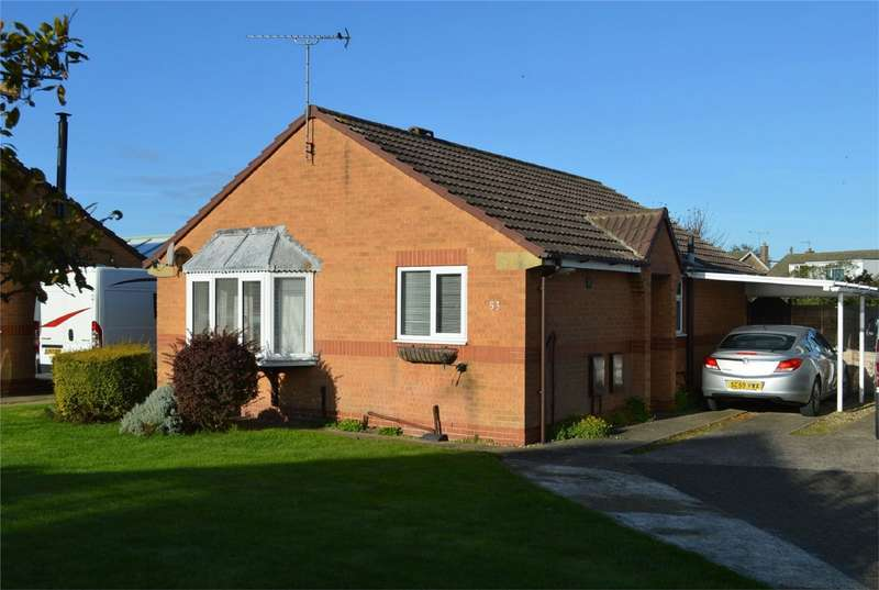 2 Bedrooms Detached Bungalow for sale in Pickering Avenue, Hornsea, East Riding of Yorkshire