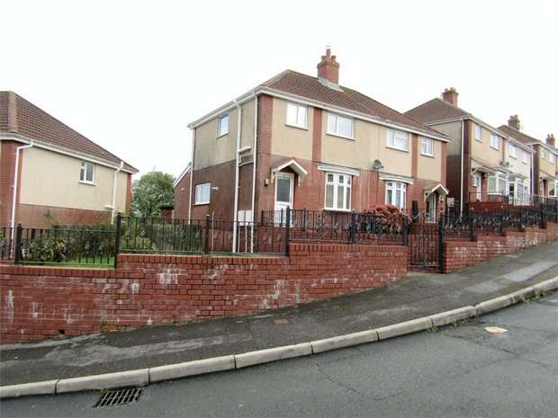 3 Bedrooms Semi Detached House for sale in Garden Suburbs, Trimsaran, Kidwelly, Carmarthenshire