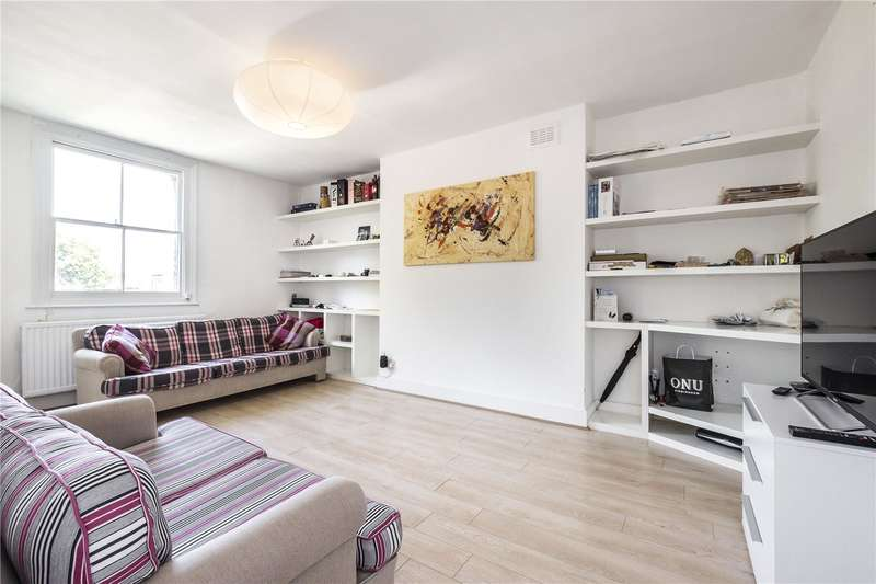 2 Bedrooms Flat for sale in Penn Road, London, N7