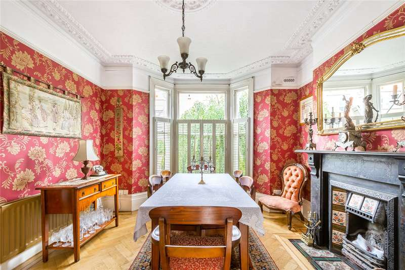 5 Bedrooms Terraced House for sale in Albion Road, London, N16