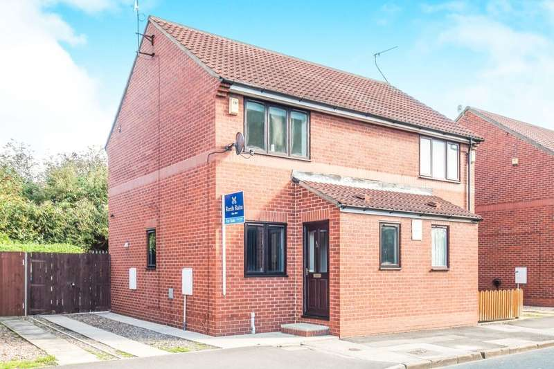 2 Bedrooms Semi Detached House for sale in New Bridge Road, Hull, HU9