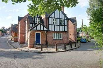 3 Bedrooms Detached House for sale in Bath Street, Sandbach, CW11 1EX