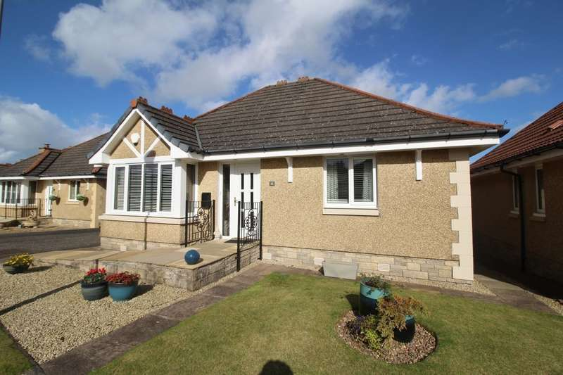 3 Bedrooms Detached Bungalow for sale in Springbank, Lesmahagow, Lanark, ML11