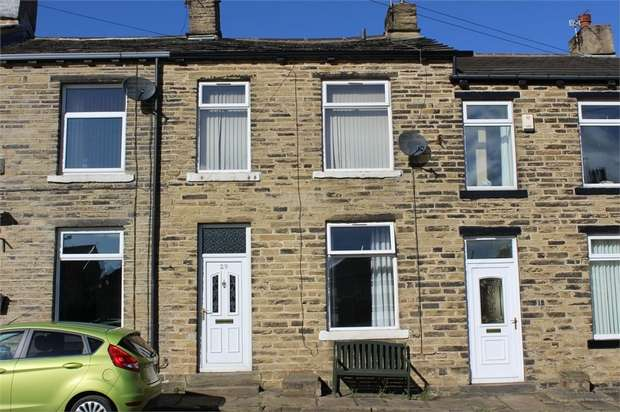 2 Bedrooms Terraced House for sale in Holdsworth Square, Bradford, West Yorkshire