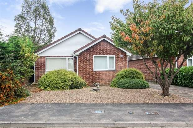 3 Bedrooms Detached Bungalow for sale in Sandgate Drive, Kippax, Leeds, West Yorkshire