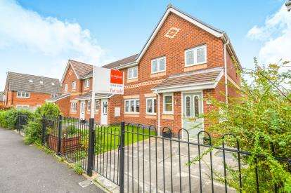 3 Bedrooms End Of Terrace House for sale in Savannah Place, Chapelford Village, Warrington, Cheshire