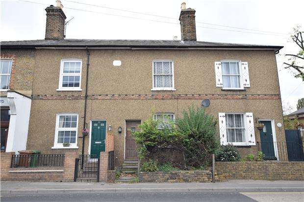 3 Bedrooms Terraced House for sale in West Street, CARSHALTON, Surrey, SM5 2PT