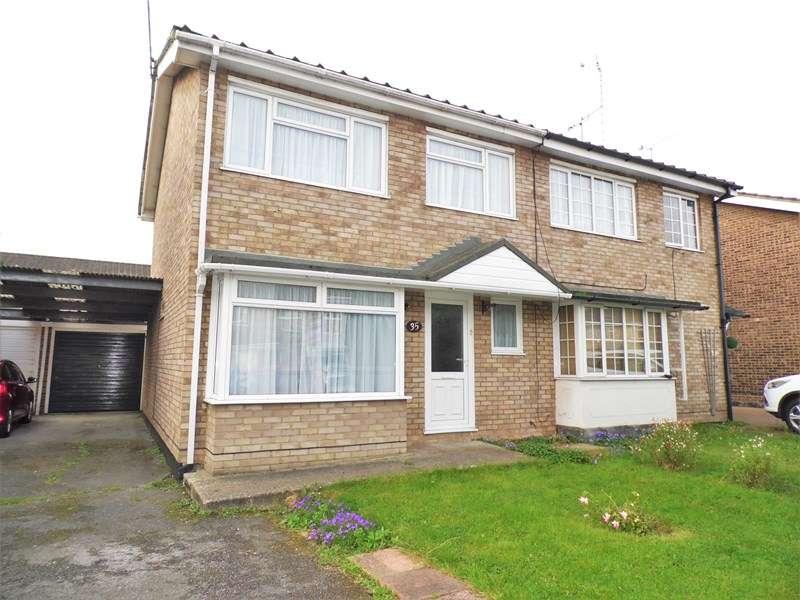 3 Bedrooms Semi Detached House for sale in Rowan Walk, EASTWOOD