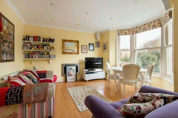 2 Bedrooms Flat for sale in Huddleston Road, Tufnell Park, N7