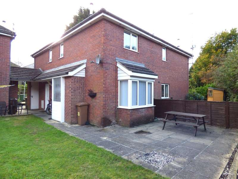1 Bedroom End Of Terrace House for sale in Moorland Gardens, Plympton
