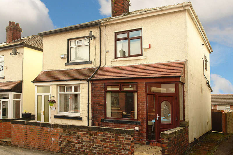 2 Bedrooms Semi Detached House for sale in Smith Street, Lees, Oldham