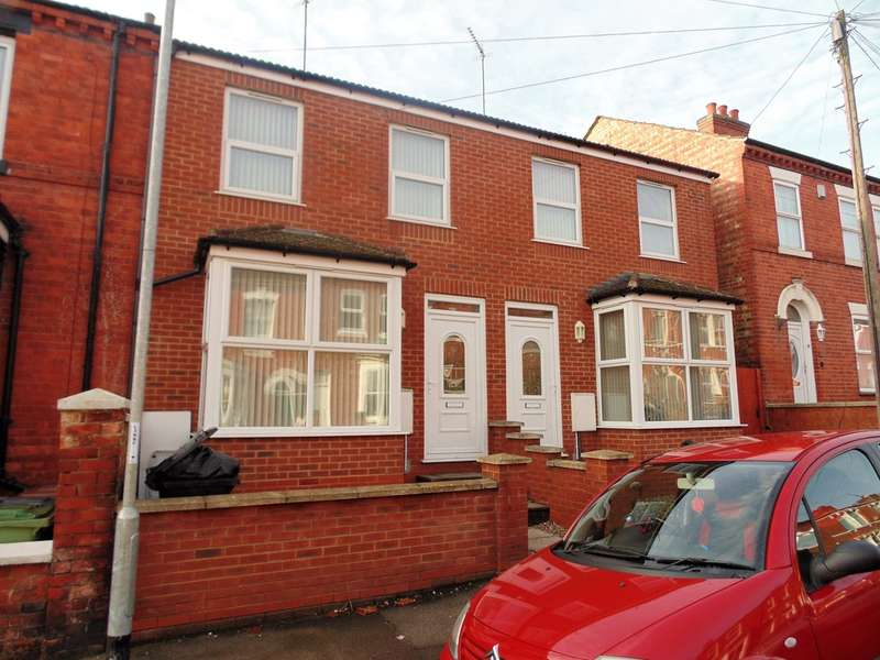 2 Bedrooms End Of Terrace House for sale in North Street , Wellingborough