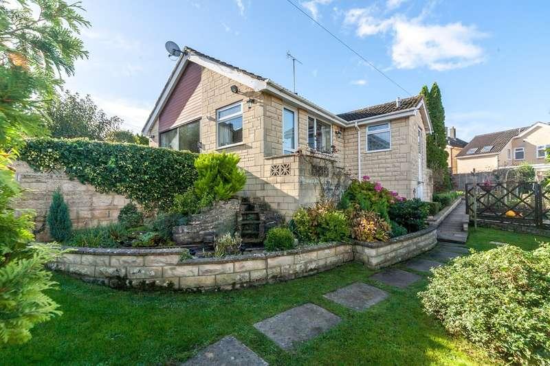 2 Bedrooms Semi Detached Bungalow for sale in Tellcroft Close, Corsham