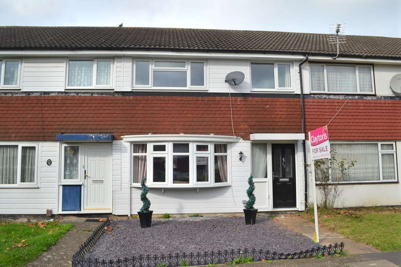3 Bedrooms Terraced House for sale in Nottingham Close, Leavesden Watford