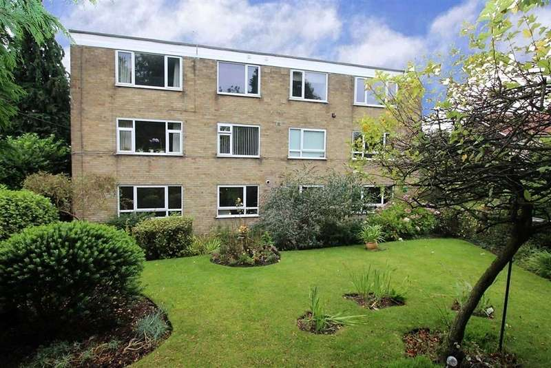 2 Bedrooms Flat for sale in Hillcrest Rise, Cookridge, LS16