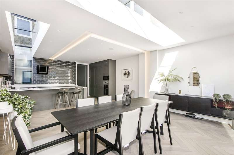 6 Bedrooms Terraced House for sale in Englewood Road, London, SW12