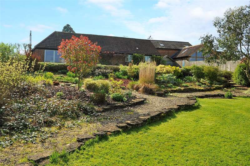 5 Bedrooms Detached Bungalow for sale in High Penn, Calne, Wiltshire, SN11